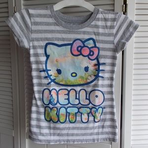 Hello Kitty Shirts & Tops - Hello Kitty Girl's Cute Tee Size XS 4/5